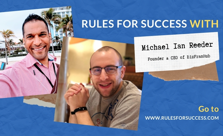 Rules for Success with Michael Ian Reeder