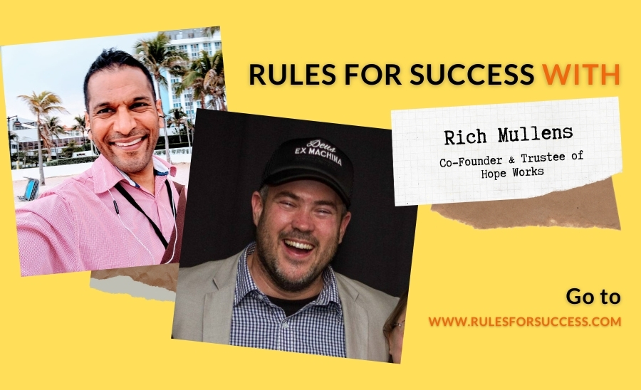 Rules for Success with Rich Mullens