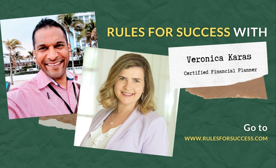 Rules for Success with Veronica Karas