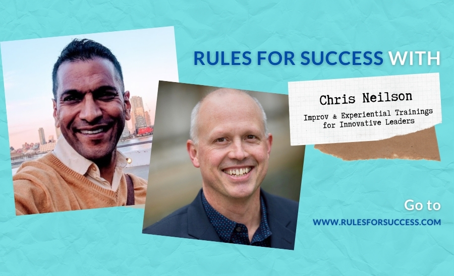 Rules for Success with Chris Neilson