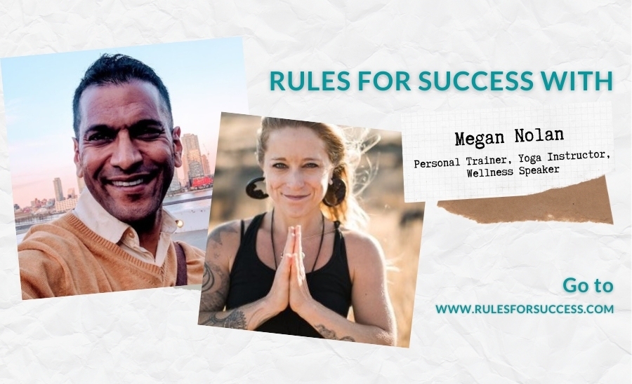 Rules For Success with Megan Nolan Blog Header
