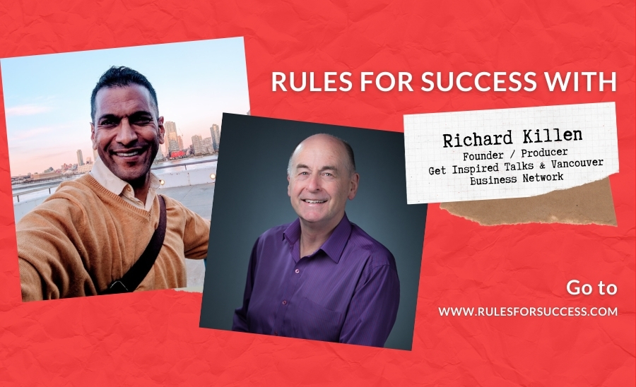 Rules for Success with Roger Killen