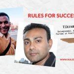 Rules For Success with Vikram Rajan Blog Header revised