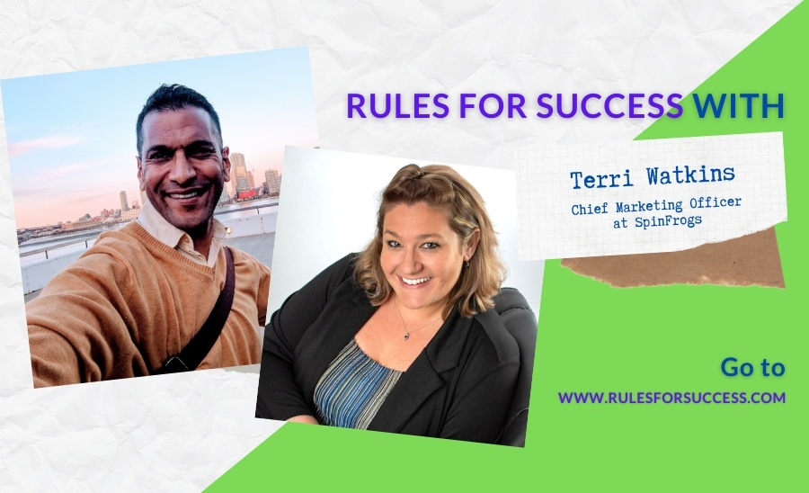 Rules For Success with Terri Watkins