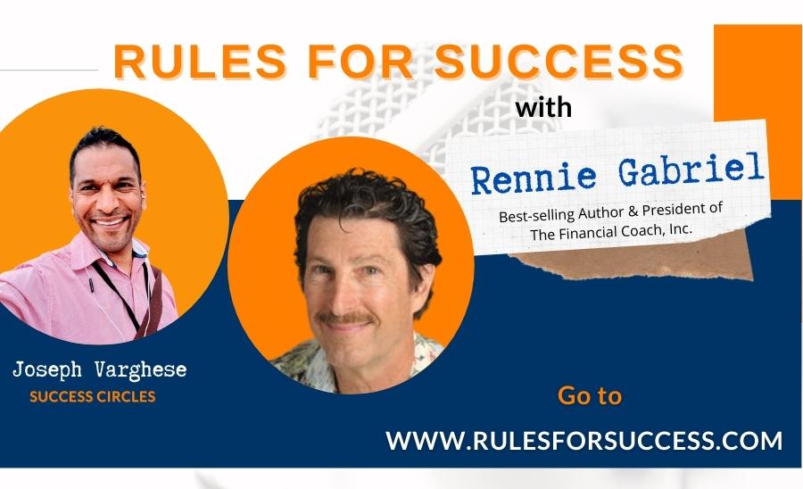 Rules for Success with Rennie Gabriel Blog Header